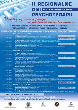 Plakat Konferencja PTP 2014